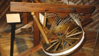 Spinning Jenny. Photo by Markus Schweiß.
